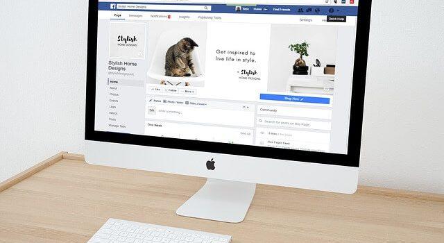 פרסום בפייסבוק באמצעות ניהול דף עסקי