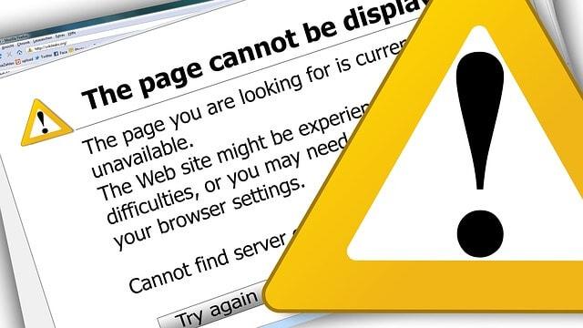 עמוד 404 שלא תוקן